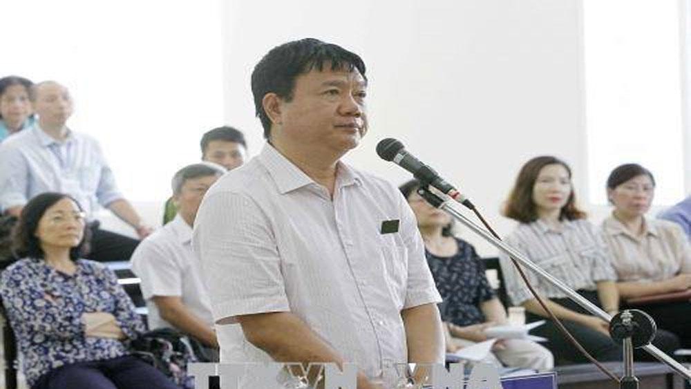 Ông Đinh La Thăng bị đề nghị y án 18 năm tù, bồi thường 600 tỷ đồng